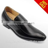 Nordic Style Wedding Dress Shoes Men / Elevator Height Increasing Shoes For Men / Loafers Shoes