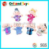 Wholesale! Made in china custom family puppets