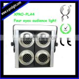 Audience backdrop light four eyes disco lamp