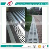 2016 hot sale customed Rain Water Grating/Drain Grating Cover for sale composite Sewer drain rain grating en124