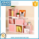 Kids study room wooden book cabinet study bookcase study bookshelf for sales