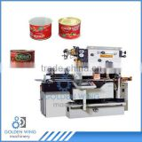 Automatic Roll Seam Welder Machine for Tomato/Butter/ salad/ peanut butter Tin Can Making Line