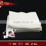 Manufacture color grabber cloth sheet