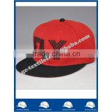 china supplier snapback 6 panel custom logo acrylic fabric baseball cap