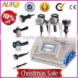 Wrinkle Removal AU-46 Cavitation Body 40hkz Massage/ Vacuum Suction Ultrasound Beauty Machine