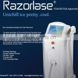 fda approved laser hair removal machine 808nm painless lightsheer electrolysis machine for sale