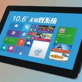 WINDOWS TABLET PC QUAD CORE CPU INTEL X5 10 INCH W10