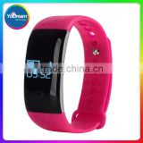 Hot Selling Fitness Band Step Counter Wristband Sleep Monitor smart bracelet for Android and IOS wristband