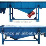 Industrial high frequency powder linear vibrating screen equipment manufacturer of China
