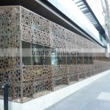 Various design of perforated wall panel/slotted mesh perforated metal/decorative perforated metal screen