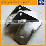 Custom High Quality of Cast iron brake shoes for elevator