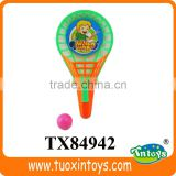 plastic beach racket, carbon paddle racket