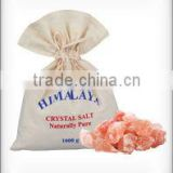 himlayan salt chunks bag