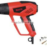 Hot sale adjustable temperature handled electric cordless heat gun