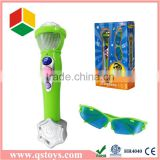 Electronic educational musical funny instrument toys microphone toy with EN71