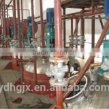 reaction kettle type and semi-auto grade alkyd resin production line