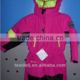 kids snow suit