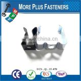 Made in Taiwan High Quality Individual Clips Spring clip Metal Clips