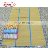 China manufacturer Custom Printing straw promotion beach mat