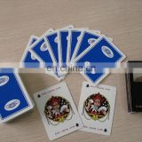 high quality 100% plastic playing cards