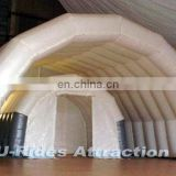 PVC Inflatable camping tent for outdoor