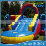 amusement park inflatable slide inflatable amusement park slide for sale