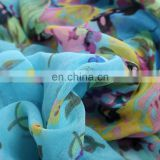 2015 Newest style fashion design long Africa scarf(PP059BL)