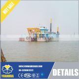 30 inch 850m3/h output capacity large hydraulic cutter suction dredger
