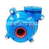 A05 high chrome alloy semi open impeller slurry pump