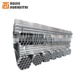 Galvanized steel pipe q235/C250 scaffolding tube for outdoor fence post construction