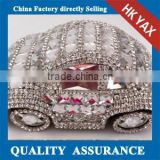F0606 crystal stones chains