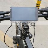 Hot selling aluminum alloy 360 degree free rotating smart phone/GPS holder for bike/bicycle/motorcycle
