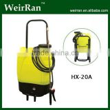(21545) agriculture knapsack plastic trolley pest control fogger machine