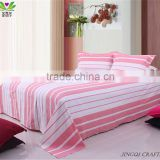 wholesale beautiful bed sheet fabric traditional bedding sets 100% cotton bed sheet /bed linen