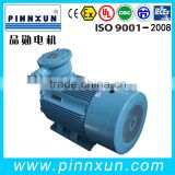 3-phase ac explosion proof induction motors 75kw 100% copper wire B35 foot and flange mounted type electric 50 hp motors                                                                         Quality Choice