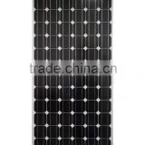 High qualtity 100w mono solar panel for street light system