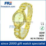 private label watch manufacturers lady watch excellence quartz (T8062)