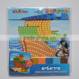Hot New Products For 2015 High Quality EVA cheap mosaic sticker educational toys for kids