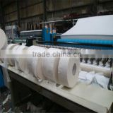 Waste Paper to Toilet Tissue Paper Rewinding Slitter for Sale, Napkin Paper Processing Machinery