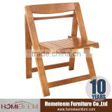 Rubber wood folding chair with 4 person dining table and chair                                                                         Quality Choice