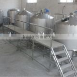 50BBL/day Beer brewing brewery/ Produce Black Beer, Beer equipment Expert in brewery plant,Best bright beer tanks,