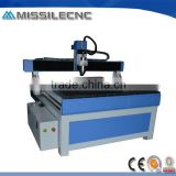 2016 jinan missile small 1212 working table 3d router cnc