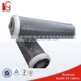 "10"" 20"" Activated Carbon Block Filter with Coal Carbon for plating and electronics"
