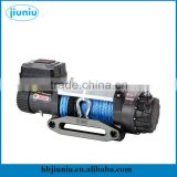 fast line speed electric winch/atv winch, cable pulling winch