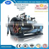 Trade Assurance security horizontal or vertical superheated electric panel heater for steam output