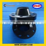 FORGED WN FLANGE ASME B16.5 6 INCH CS A105 RAISED FACE
