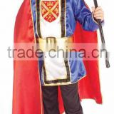 boys king costumes for children the king of fighters cosplay costume CC-1719