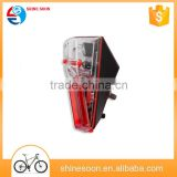 hot sales wireless bicycle tail light / bike light night /bicycle fender light