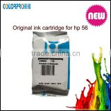 Hot sale Original Genuine for HP 56 for HP 57 Black / Color Ink Cartridge C9321BN ink cartridge                                                                         Quality Choice