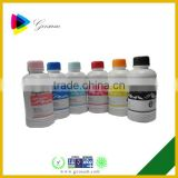 Excellent waterproof & UV resistant pigment inkjet printing ink for epson l810 printer head
